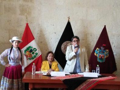 Director de Biblioteca Regional Mario Vargas Llosa anuncia descentralización