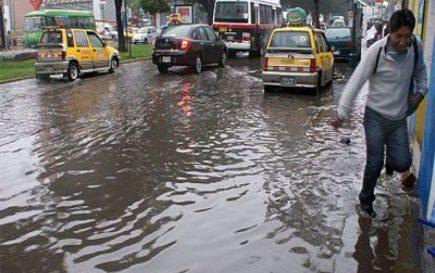 Senamhi alerta: intensas lluvias volverán a partir del jueves 14 en el Sur