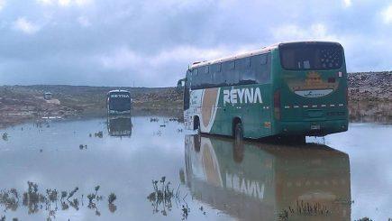 COER: Lluvias causaron daños al menos en 30 distritos de la región Arequipa