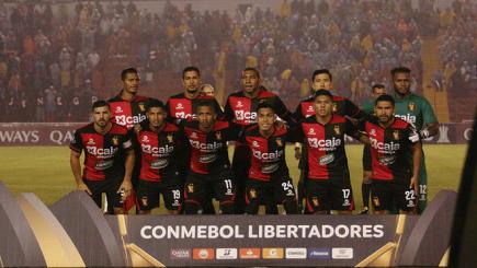 Melgar obtuvo importante triunfo como local en su carrera a la Libertadores