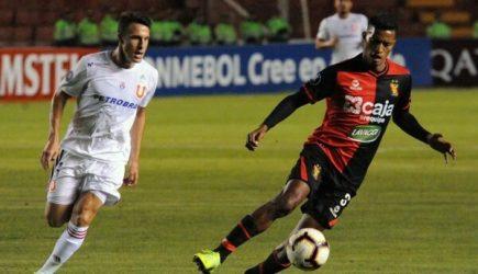 Multan con 10 mil dólares al FBC Melgar tras incidente en partido con la U. de Chile