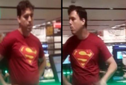 Sujeto golpea e insulta con términos racistas a cajera de supermercado en San Isidro