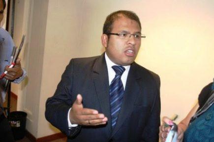 Fiscalía: las pruebas señalan que Omar Candia debe ser condenado por colusión