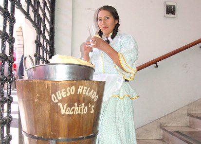 Queso helado: dulzura que Arequipa ofrece al mundo