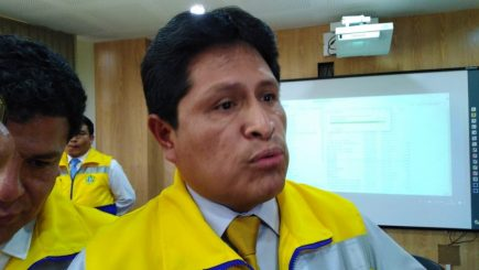 Alcalde de Selva Alegre acusa deficiente gestión de su antecesor Omar Candia