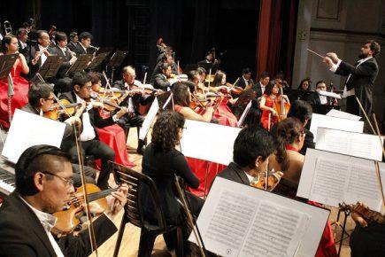Se inicia temporada de conciertos de la Orquesta Sinfónica de Arequipa