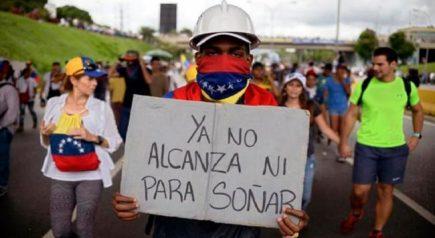 Venezuela sitiada