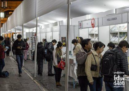 El XII Festival del Libro Arequipa 2019 presenta propuesta ecoamigable