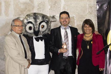 Premios y celebración del 19° aniversario de «El Búho»