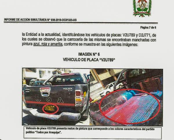 Arequipa Manuel vera camionetas cerro colorado