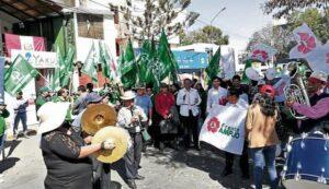Partidos políticos no podrán atacarse en la franja electoral advierte la ONPE