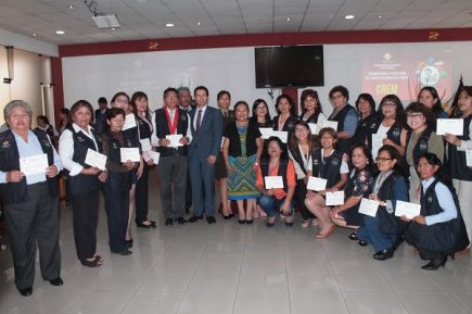 Se instaló Consejo Regional de la Mujer en Arequipa