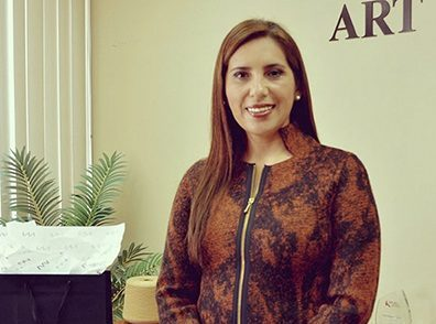Jessica Rodríguez presidenta Cámara de Comercio