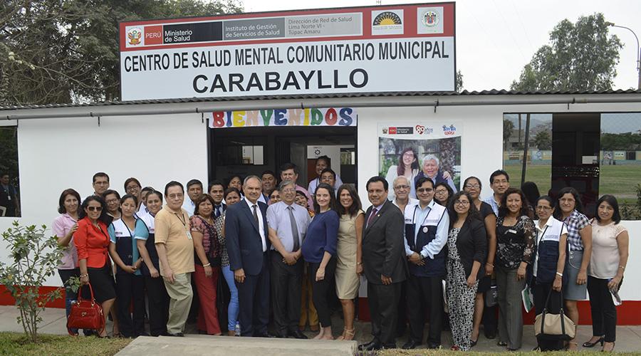 Se busca cambiar el modelo de manicomios en el Perú para un mejor tratamiento