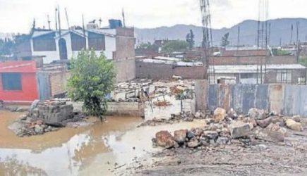 Inician construcción de planta de tratamiento de aguas residuales en Socabaya
