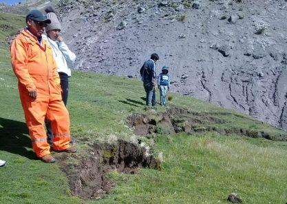 Pobladores de Arcata denuncian perjuicios por negligencia de mineras