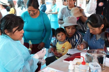 Gobierno Regional de Arequipa usará galletas con sangre bovina para enfrentar anemia