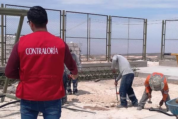 Arequipa: Cerro Colorado pagó 14% de más por una obra mal hecha