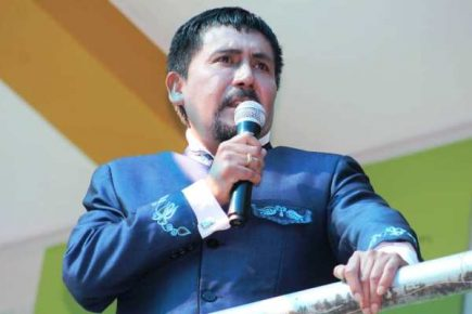 ACT. Gobernador Elmer Cáceres Llica será panelista en la 34° Convención Minera
