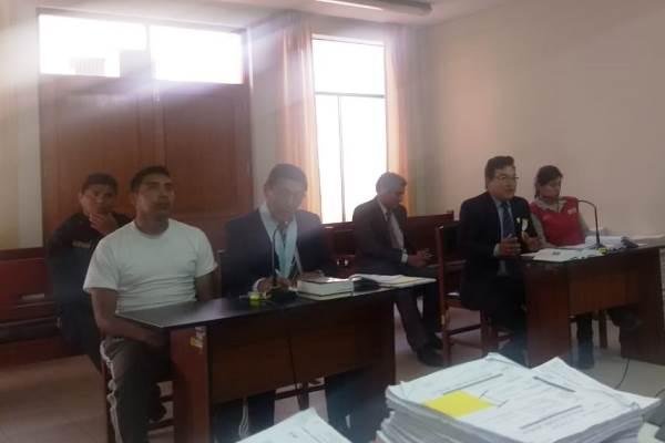 9 meses de prisión preventiva para soldado acusado de violación a mujer recluta dentro de cuartel de Hunter, en Arequipa
