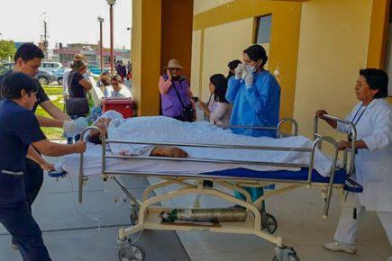 Habilitan compras directas por crisis en hospitales Honorio Delgado y Goyeneche
