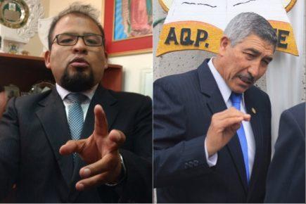 Contraloría involucra a Omar Candia y Manuel Vera en uso de bienes públicos para campaña