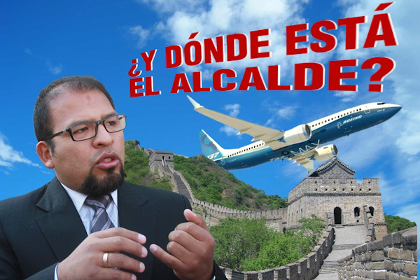 Arequipa: Omar Candia viajó a evento cancelado un día antes de su partida