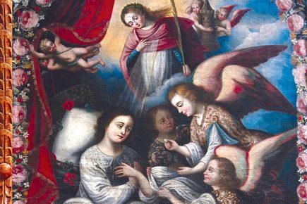 300 años de arte y devoción