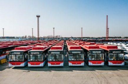 Buses eléctricos: una opción para renovar el sistema de Transporte en Arequipa