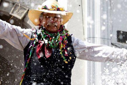 Corso de las Flores se celebró con gran algarabía en Arequipa (fotos y video)