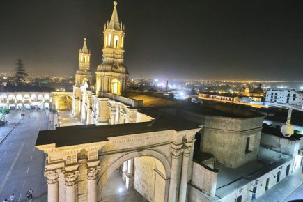 Unesco en visita para evaluar conservación del Centro Histórico de la ciudad