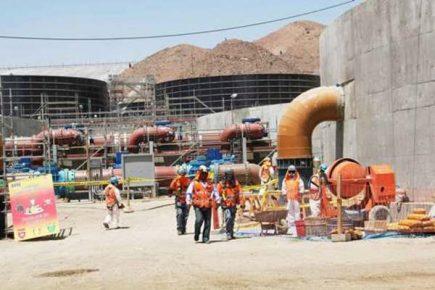 Omar Candia critica a minera Cerro Verde por uso de agua tratada sin pagar