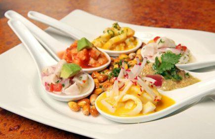 El ceviche es incluido entre los 100 mejores platos tradicionales del mundo