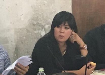 El curioso caso de Kimmerlee Gutiérrez