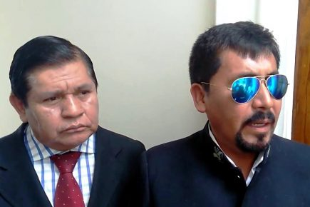 Vicegobernador Walter Gutiérrez ya piensa en vacar a gobernador Elmer Cáceres Llica