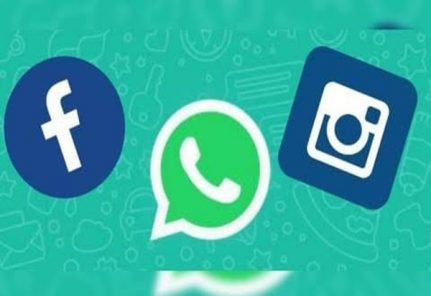 Colapso histórico de Facebook, WhatsApp e Instagram a nivel mundial (Video)