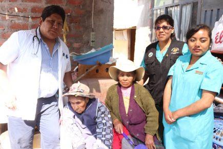 La mujer más longeva del mundo vive en Tiabaya con 123 años