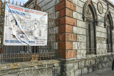 Médicos recurren a pollada para mejorar los servicios en el hospital Goyeneche
