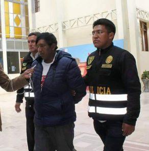 Lo capturan: violó a su hija de 14 y es sospechoso de asesinar a su pareja e hijo