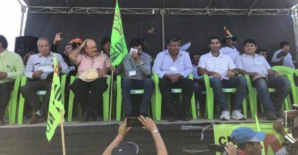 A 4 años de conflicto minero por Tía María, banderas verdes vuelven a flamear en Cocachacra