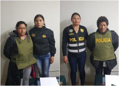 Dueña y trabajadora de agencia de empleos quitaban DNI a sus víctimas con fines de trata