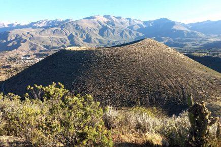Primer geoparque: El valle de los volcanes y El Colca