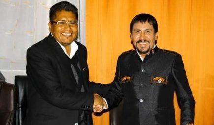 Cáceres Llica ofrece terrenos a Puno para destrabar ejecución de represa Paltuture (video)