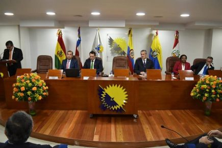 Participación política y ciudadana en la UNSA a través de Parlamento Andino
