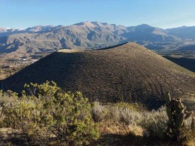 Reconocida oficialmente la unión del Valle de los Volcanes y el Colca como Geoparque