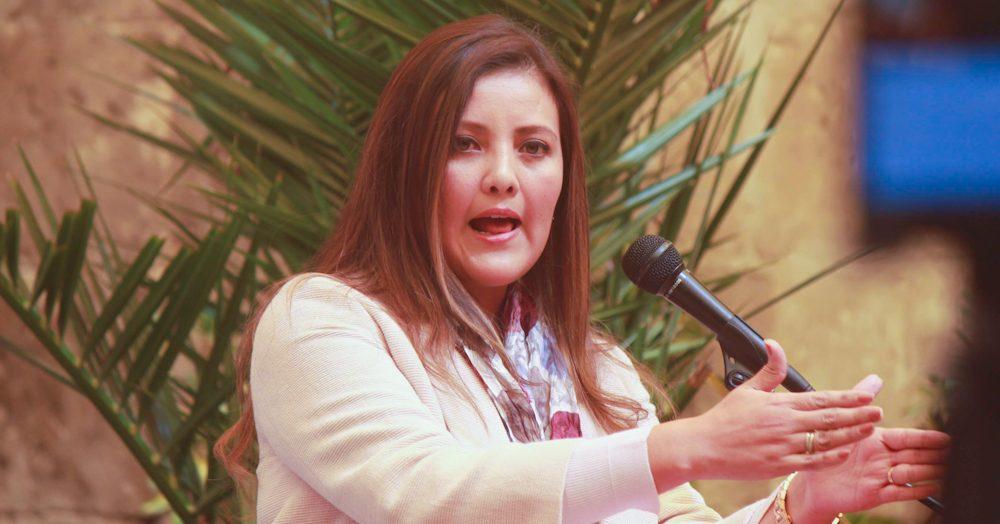 Ex gobernadora de Arequipa, Yamila Osorio