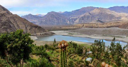 Colca y Volcanes de Andagua reciben declaración oficial de geoparque mundial por la Unesco