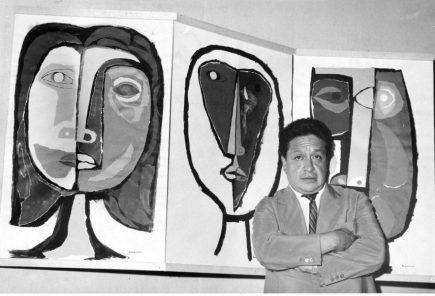 Exposición imperdible: la muestra de Oswaldo Guayasamín en el Cultural (VIDEO)
