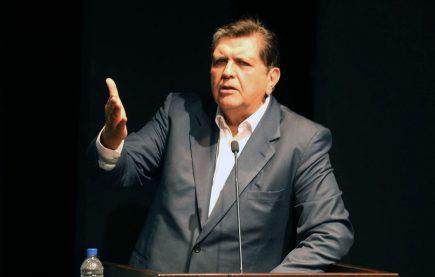 Alan García planificó su suicidio dejando carta y despidiéndose de alumnos
