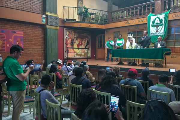 Arequipa Renace, en orfandad, dividido en su treceavo aniversario